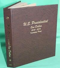 2012-2016 Presidential Dollar P D & S Complete 57 Coin Set BU & Proof President