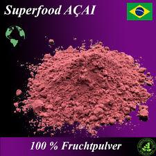 250 g Original Acai Wild-Beeren Fruchtpulver – 100 % rein vegan