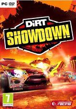 DIRT SHOWDOWN (PC RACING GAME) VISTA/7/8 **NEW/SEALED**