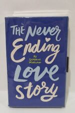 KATE SPADE Emanuelle The Never Ending Love Story Book Clutch Handbag   NEW