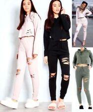 Abbigliamento sportivo da donna senza marca für fitness cotone