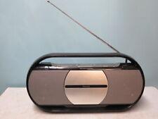Philips AZ 1880 Tragbarer CD/MP3/WMA-Player Radio UKW/MW-Tuner USB 2.0 TOPDESIGN