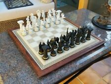 Franklin Mint Chess Set of the Gods - Great Condition!