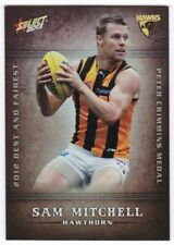 2013 SELECT CHAMPIONS - '2012 BEST & FAIREST' CARDS - CHOOSE YOUR CARD
