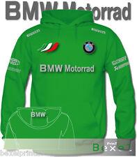 FELPA BMW MOTORRAD 2 TEAM ITALIA  DISP. POLO TSHIRT FIAT ALFA ROMEO COL. NERO