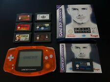 Nintendo Game Boy Advance and Games