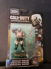 Mega Construx Call of Duty SPECIALIST SPECTRE Series 3 Figure