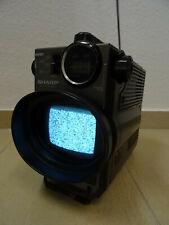 SHARP 5P-15G TV Vintage Fernseher JAPAN Osaka working condition