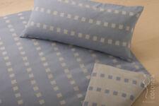Satin-Bettwäsche Caro aus 100% Bio-Baumwolle, 40x80/155x220 Himmel NEU !