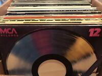 DJ Vinyl Lot of 10 Dance Music Records - Funk Soul Disco House Breaks Boogie 12""