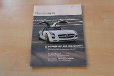 71059) Mercedes E-Klasse W207 Cabrio - SLS AMG - Mercedes Magazin 01/2010