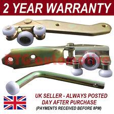 FOR VOLKSWAGEN CARAVELLE T4 1990-2004 SET 3 UK MODELS SLIDING DOOR ROLLER UNITS