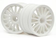 "HPI Racing WR8 TARMAC WHEEL WHITE 2.2"" 1/10 RC Car #108075 OZ RC Models"