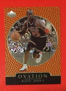 Michael Jordan 1998-99 Ovation #7