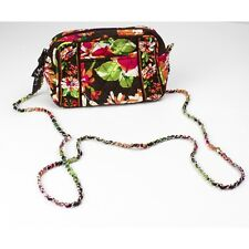 Vera Bradley Mini Chain Messenger Bag Floral Print