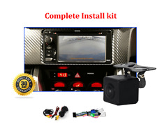 Reverse Camera NTSC Integration Kit for Toyota 86 Factory Screen 2012 to 2017