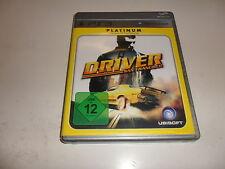 PlayStation 3  Driver - San Francisco [Platinum]