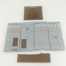 Plasticville Switch Tower O/O27 Scale Gray Brown Lionel Marx American Flyer