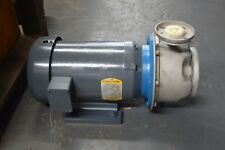 G&L SST-C, 80 GPM, 100' TDH, 5 HP, Stainless Steel Centrifugal Pump
