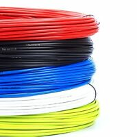 Mountain Bike Road Bicycle Shift Derailleur/Brake Cable Hose Housing Multi-Color