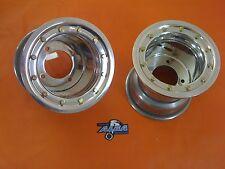 Honda TRX 450R 400EX  Rear Wheels  Beadlock 9x8  5+3  4/110  Alba   PP
