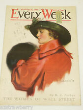 VTG Every Week Magazine February 26, 1917 Earl Christy Illustrated Advertisment