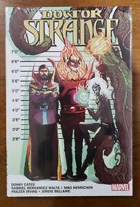 Doctor Strange - Donny Cates Marvel OHC HC Oversized Hardcover GN OOP NEW SEALED