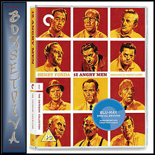 12 ANGRY MEN - The Criterion Collection    **BRAND NEW BLU-RAY***