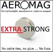 STRONG! HIDDEN - STEALTH - DISCRETE - CADENCE magnet sensor GARMIN CATEYE AERO