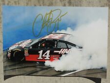 Clint Bowyer Autographed Picture  8x12  8x10  SIGNED  Victory Haas Win
