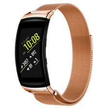 Milanese Loop Mesh Bracelet Watch Band Strap for Samsung Gear Fit2 / Fit2 Pro