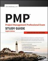 Pmp Project Management Professional Exam Study Guide by Heldman