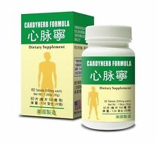 Chinese Herbal Medicine For Cardiovascular, Healthy Circulation Made In USA