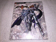 Soul Calibur IV,4 (Limited Edition Guide PS3, Xbox 360) w/Soundtrack, New Sealed