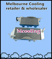 For Kawasaki KX450F KXF450 2012 2013 2014 12 13 14 Aluminum radiator