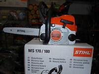 MOTOSEGA MS 180 STIHL MOTORE 2-MIX LAMA 35CM