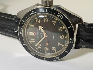 seltene all original Wostok Amphibian Diver 2409  made in USSR Vostok 200m