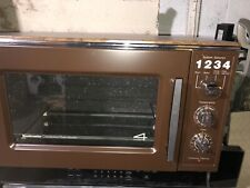 New listing New Toastmaster Convection Oven Broil Brown Color, 110 Volt