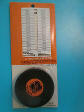 Vintage 1970 RAWLINGS NHL Hockey PUCK New In Package