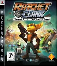 Ratchet and & Clank Tools Of Destruction | PS3 | Excellent & Fast Dispatch