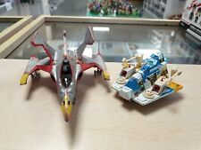 Vintage Battle Of The Planets Ships Vehicles X 2 Diecast
