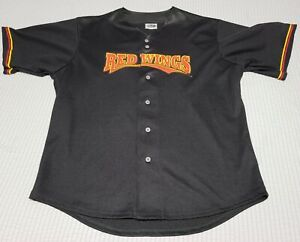ROCHESTER RED WINGS THROWBACK MINOR LEAGUE BASEBALL JERSEY NEW NO TAGS
