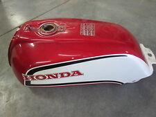 1983 Honda CB1100F CB1100 1100 Motorcycle Gas Tank Fuel Petrol Red/White SW45