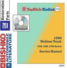 Repair Manuals & Literature for GMC C7000 for sale | eBay on