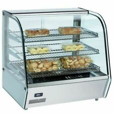 """Marchia Mhc120 28"""" Heated Countertop Display Case"""