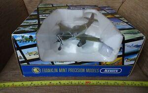 Franklin Mint Armour Collection B11E074 Messerschmitt ME 262 V2 Ed V scale 1:48