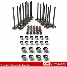 97-06 AUDI VOLKSWAGEN 1.8T Turbo Engine Valves Kit & Lifter & Stem seal 1.8L 20V