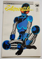 Elementals Comico Comics Issue #21 January 1988