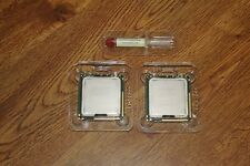 Matched Pair Intel Xeon X5670 2.93GHz 12M Cach Hex Core Processors LGA1366 SLBV7