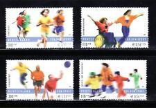 SELLOS ALEMANIA  2001 1997/00 DEPORTES 4v.